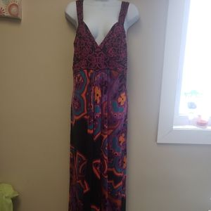 Very Rare Hale Bob Maxi Dress